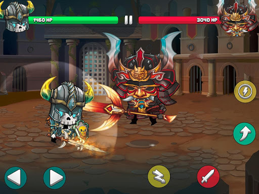 Tiny Gladiators - Fighting Tournament screenshot 16