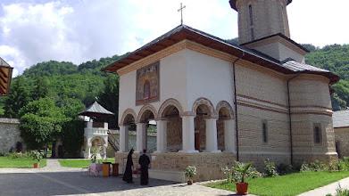 Photo: Manastirea Polovragi /Polovragi monostor/