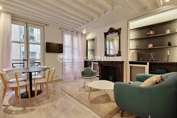 Appartement meublé 2 pièces 30 m2