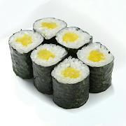 Pickled Radish Baby Roll (V)