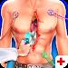Heart Surgery ER Emergency icon