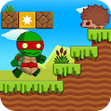 Ninja Run:Turtle Legend icon