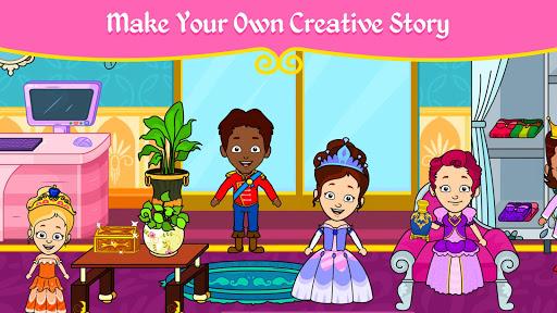 My Tizi Princess Town - Doll House Castle Game 2.0 screenshots 14
