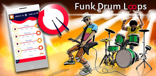 Drum Loops - Funk & Jazz Beats - Apps on Google Play