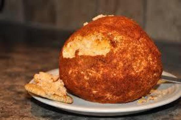 Green Chile Cheese Ball Recipe