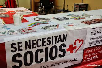 Photo: Monzón: II Feria de Asociaciones. CRUZ ROJA