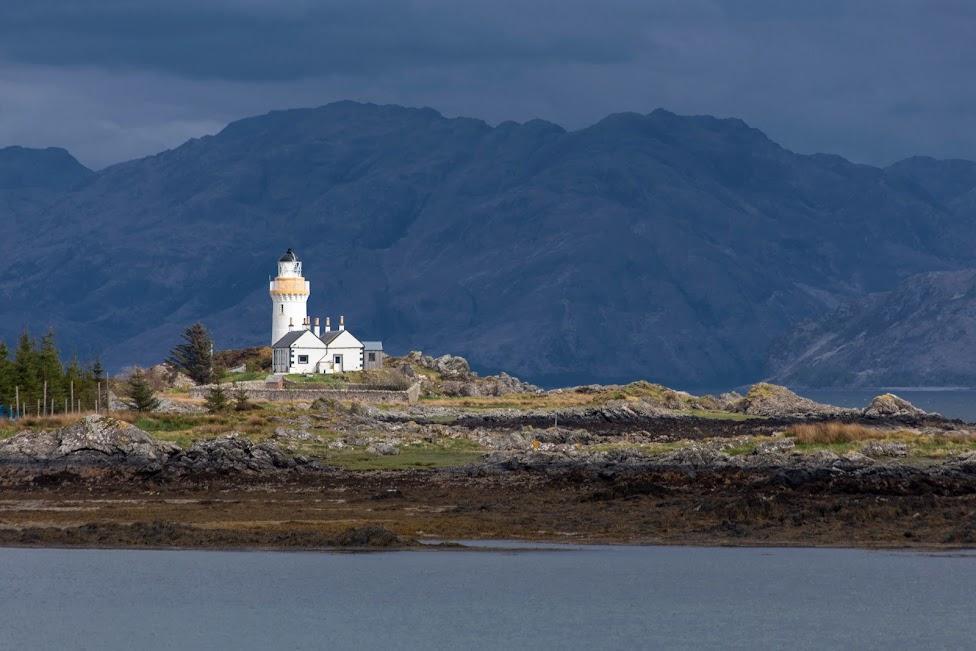 Szkocja, Wyspa Skye