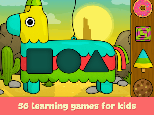 Learning games for toddlers age 3 screenshot 15