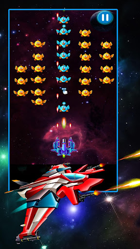 Chicken Shooter: Space Shooting  screenshots EasyGameCheats.pro 4