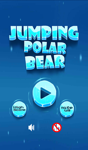 3D Pool Mini Polar Bear Jump