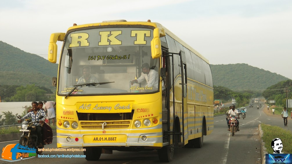 Rkt Tours And Travels