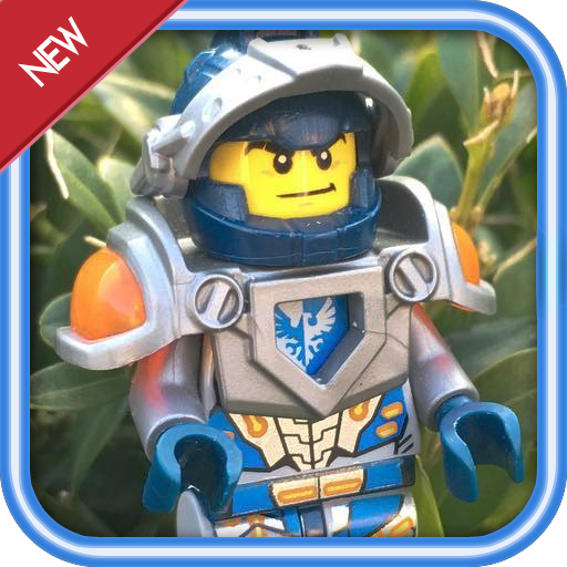 Live Wallpapers : Lego Nexo 6