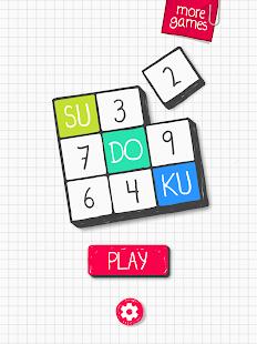 Sudoku - Puzzle for seniors