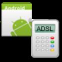 Mesurer votre débit ADSL icon