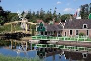 Музей-скансен традиционной Голландии
