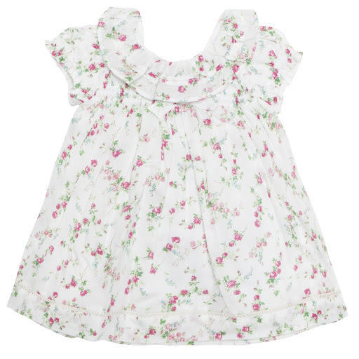 Thumbnail images of Patachou Baby Floral Dress
