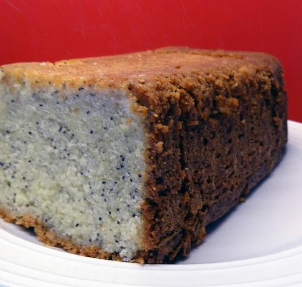 Rum-doused Lemon Poppy-seed Cake Recipe
