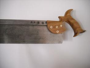 Photo: saw handle