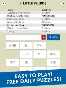 7 Little Words: A fun twist on crossword puzzles 4