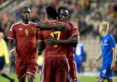 Romelu Lukaku, l'unique goléador de la sélection belge ?