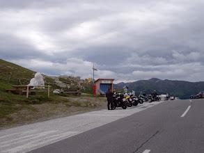 Photo: Eisentalhöhe - höchster Punkt der Nockalm  N46 56.138 E13 45.554