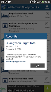 Guangzhou Baiyun Airport screenshot 7