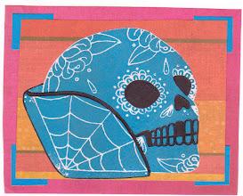 Photo: Wenchkin's Mail Art 366 - Day 186 - Card 186a