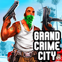Grand Crime City Mafia: Gangster auto theft Town icon