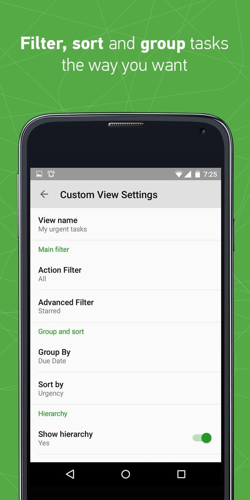 MyLifeOrganized: To-Do List Screenshot 5