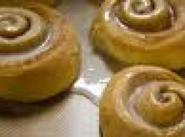 Butter Chunk Cinnamon Rolls Recipe