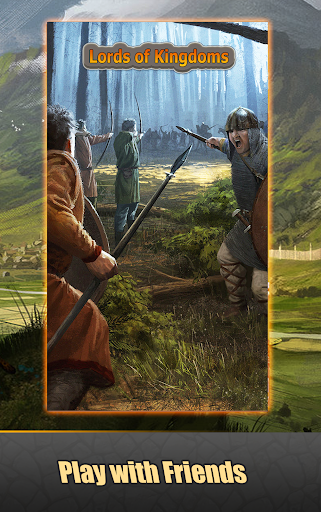 Lords of Kingdoms - medieval imperia mobile online 1.5.2 screenshots 8