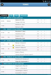 Sports Schedule & Live Score - náhled
