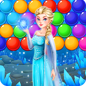 Ice Bubble Princess Pop