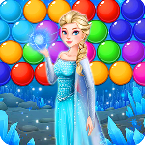 Ice Bubble Princess Pop for PC