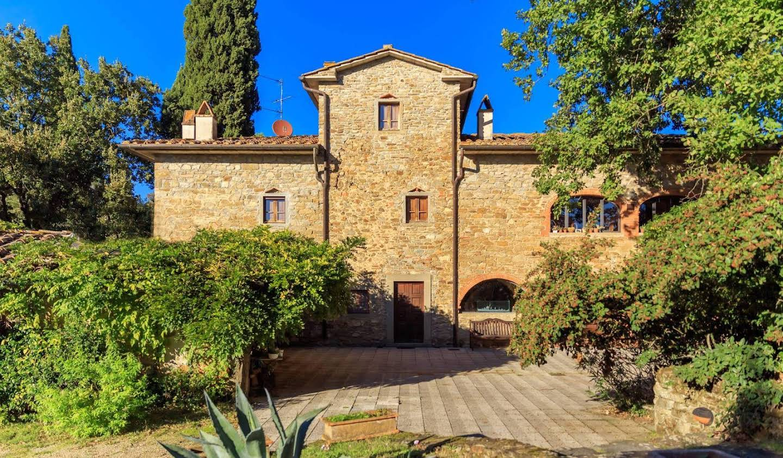 Villa Castiglion Fibocchi