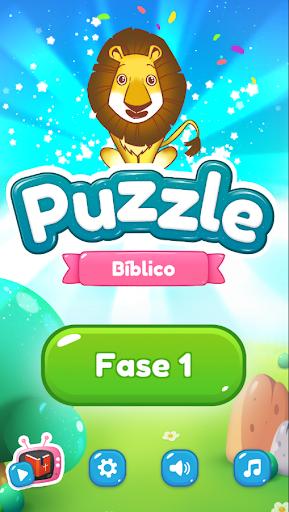 puzzle bu00edblico:  Jogo bu00edblico com imagens apktram screenshots 1