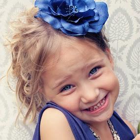 Miss Lola by Greera Smyth - Babies & Children Child Portraits