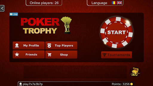 Poker Trophy - Online Texas Holdem Poker 1.4.4 Mod screenshots 3
