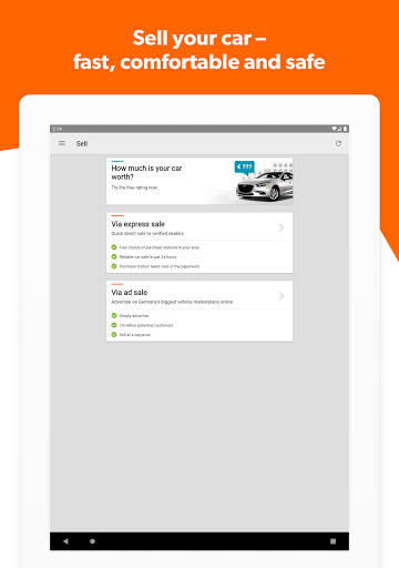 mobile.de – Germany's largest car market 8.11.1 screenshots 14