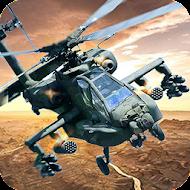 Вертолетная атака 3D [Мод: много денег]