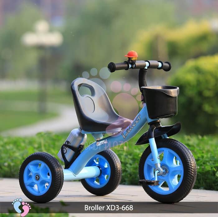 Xe đạp 3 bánh Broller XD3 668 2