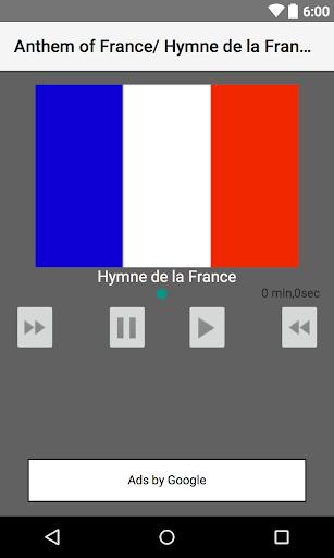 Anthem of France