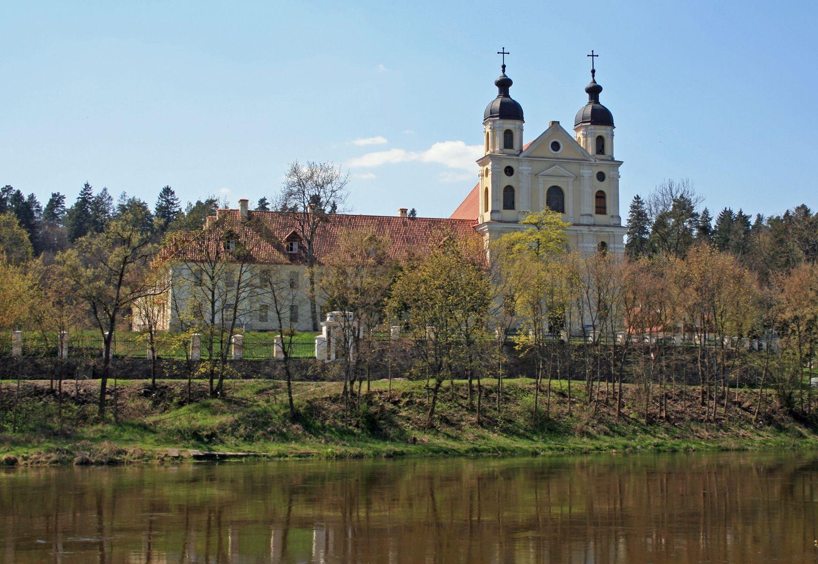 Photo: Trinapolio vienuolynas