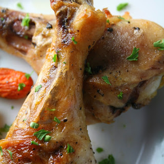 Butter Baked Garlic Chicken