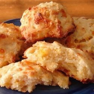 Cheese Garlic Biscuits II.
