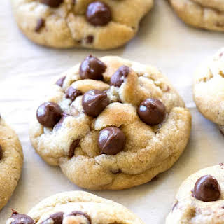 Soft Chocolate Chip Cookies.