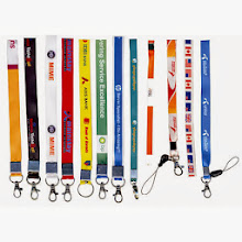 Photo: Multicolour Lanyards