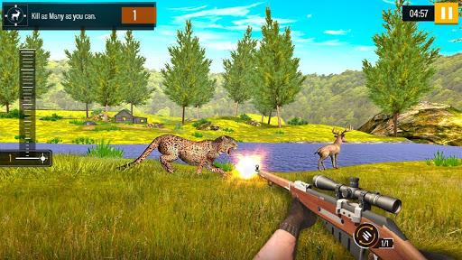 Wild Animal Hunting 2020 Free 1.4 screenshots 2
