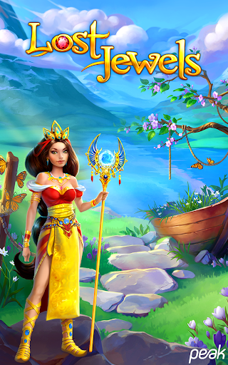 Lost Jewels - Match 3 Puzzle 2.125 screenshots 13