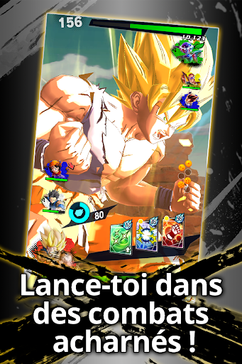 DRAGON BALL LEGENDS  captures d'écran 3